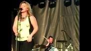 Kelly Clarkson Never Again Live Brent Brown Ballpark, Orem Summerfest, Utah June 2009