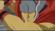 Planet Hulk - Скалните Хора Срещу Тор
