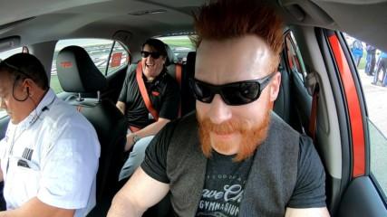 Sheamus takes over the Daytona 500
