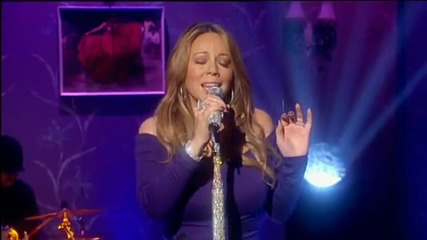 (hq) Mariah Carey - Alan Carr Chatty Man - I Want To Know What Love Is (live)