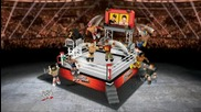 The Miz shows off the new Wwe Stackdown playset