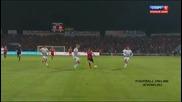 Албания 1 - 1 Дания ( квалификация за Европейско първенство 2016 ) ( 11.10.2014 )