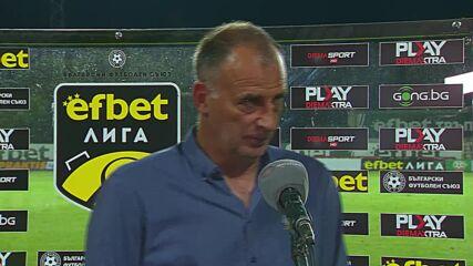 Тони Здравков: Янко Георгиев не се чувства добре, вие му се свят