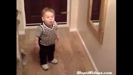 Ето го Митьо Пищова като малък - (смях)