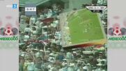 Аржентина - Германия Световно по футбол 1986 финал второ полувреме