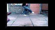 C - Walk Dance 4