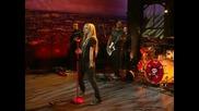 Avril Lavigne - Hot (live) Супер качество