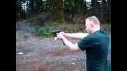 Стрелба с Walther P99