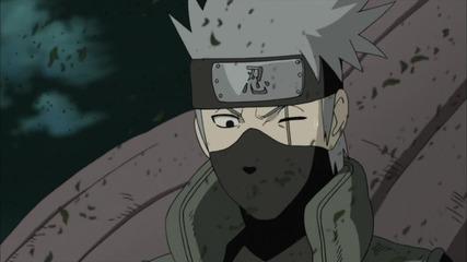 [бг Субс] Naruto Shippuuden - епизод 341 Върховно качество