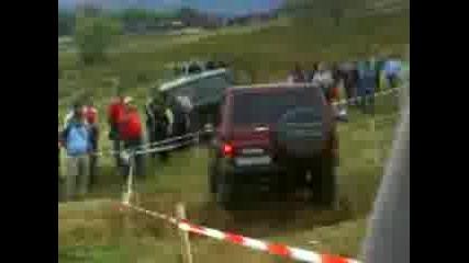 Off road S.glojene Land Rover