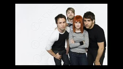 Paramore - Never let this go