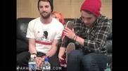 Paramore Interview Poop Club