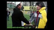 19.02.2015година-детски футболен турнир в памет на Дякона Левски-142 години Безмъртие!