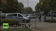 Germany: HDP supporters head to Fraport Arena for Demirtas speech