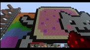 Minecraft - Piston Nyancat
