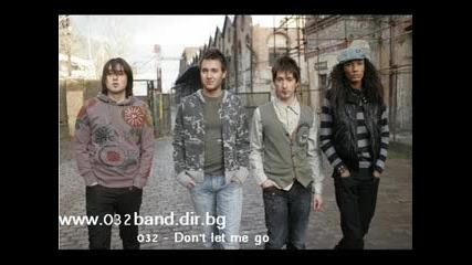 032 - Dont Let Me Go