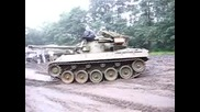 Танк M18 Hellcat-лек американски танк от Ww2