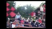450 Loko Fans On Bulgarian Army Stadium