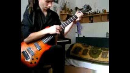 For Elise - Beethoven - Бас Китара
