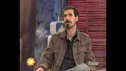 Serj Tankian Fuce Interview