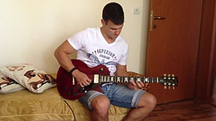 Guthrie Govan - Best of Times cover by Valentin Danev (hd)