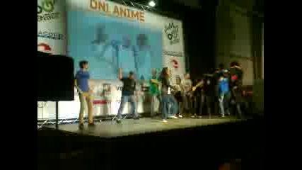 On fest 2012 Anime Gangnam Style 2