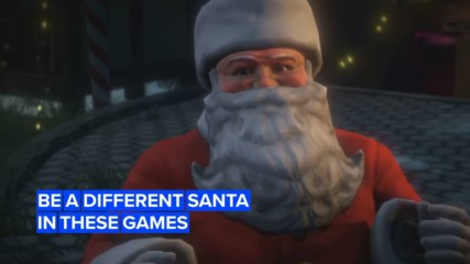 Get into the Christmas spirit with these 5 videos games