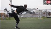 Тези направо ще ви зашеметят с футболните си умения!