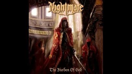 Nightmare - The Burden Of God (2012)