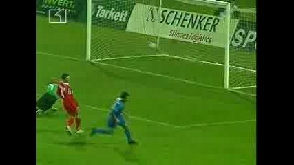 Levski - Dinamo - 1 - 0