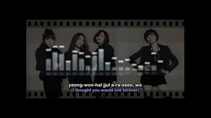 [rom & Eng] Brown Eyed Girls - Triangle