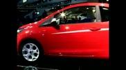 Малките коли господстват на изложението в Париж