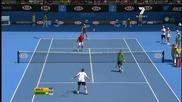 Едно забавно разцъкване на тенис за кеф !