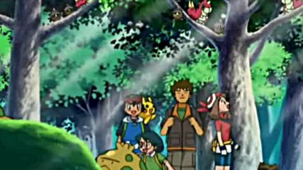 Pokemon - Сезон 6 Епизод 4 Бг Аудио