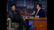 Julian Mcmahon Interview On Jimmy Kimmel