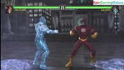 Смъртоносна Битка срещу Dc Вселена / Суб-3еро срещу Светкавицата