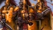 Guardians of the Emperor - Adeptus Custodes Tribute - Sabaton - Man Of War