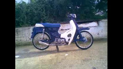 Влади И Моторо Му!Honda GLX