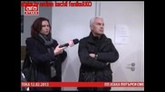Извънреднo Атака нахлу в сградата на Чез 12.02.2013