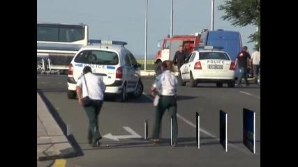 Бойко Борисов: Взривът в Бургас вероятно е работа на атентатор-самоубиец