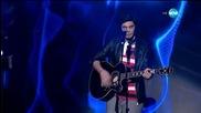 Мирян Костадинов - X Factor Live (20.01.2015)