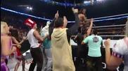 Адам Роус срещу Тайтъс О'нийл - Разбиване, 20 Юни, 2014 - Hd