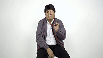 Interview with Evo Morales *PARTNER CONTENT*