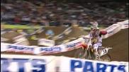 Supercross - Kevin Windham Highlights - 2010 Season