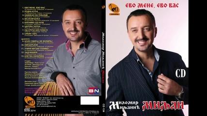 Milomir Miljanic - Evo mene evo vas (BN Music) 2014