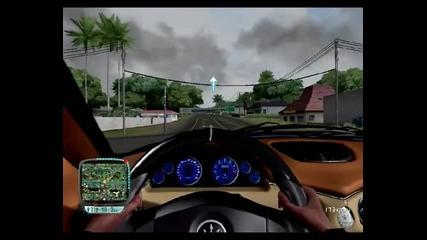 Един ден на Хавайте - Test Drive Unlimited
