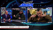 Sami Zayn and Paul Heyman hug it out: WWE Talking Smack, April 24, 2021