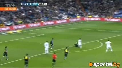 Реал Мадрид - Еспаньол 5:0 ( Primera Division )