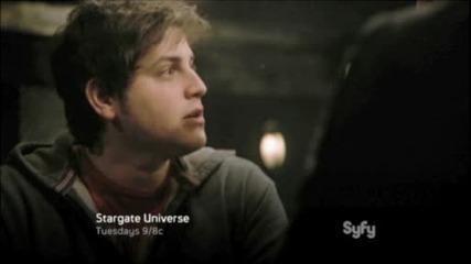 Stargate Universe - 2x04 - Pathogen Sneak Peek