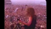 Metallica - Creeping Death - Moscow 1991 Превод